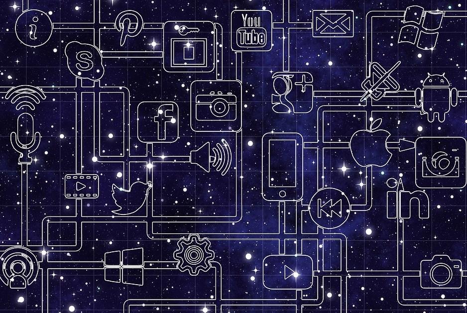 пример взаимосвязей в системной анализе, отображает взаимосвязь с разработкой айти-продуктов